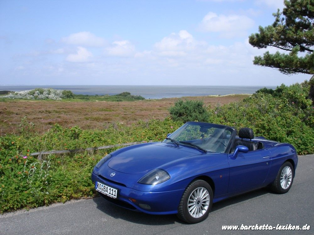 barchetta in 'Blu Elisir'